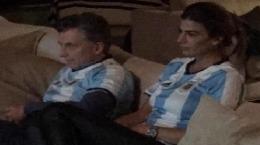 Macri agradeci� y respald� al seleccionado argentino tras la ca�da en la final