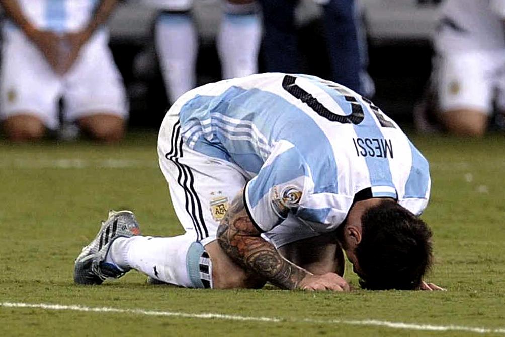 Informe: Messi renunció a la Selección y Martino tambalea