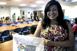 Comenzó el juicio por el travesticidio de la líder trans Diana Sacayán