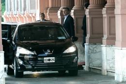 Macri parti� rumbo a Chile para participar de la cumbre de la Alianza del Pac�fico