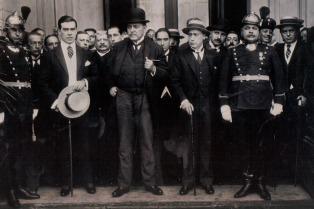 "Se presentó ""Confidencias"", un libro inédito escrito por el ex presidente Hipólito Yrigoyen"