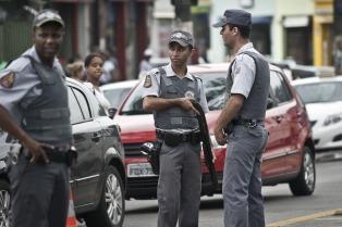 Para el gobernador de San Pablo, ofender a la policía es poner en riesgo la vida