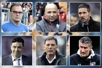 """El entrenador de la Selección se definirá """"en las próximas horas"""""""