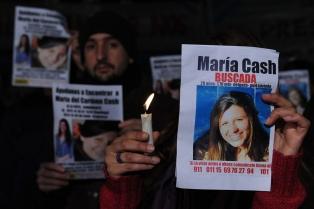 María Cash: el Equipo Argentino de Antropología Forense analizará las muestras encontradas