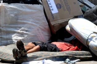 Ante la llegada del frío, refuerzan la asistencia para personas en situación de calle en La Plata