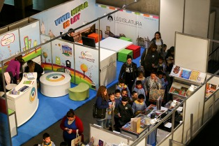 Se inauguró la Feria del Libro Infantil y Juvenil en el CCK