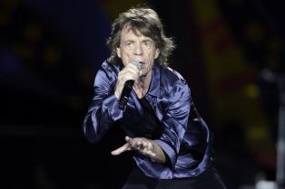 Mick Jagger se sumó a la campaña para ayudar a los damnificados