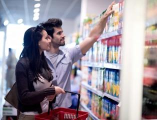En el segundo trimestre aumentó la venta de alimentos en supermercados y restaurantes porteños