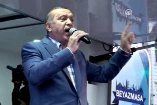 Erdogan usa el video de la masacre de Nueva Zelanda en un acto