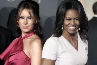 """Revuelo político por un post que llamó """"simio en tacos"""" a Michelle Obama"""