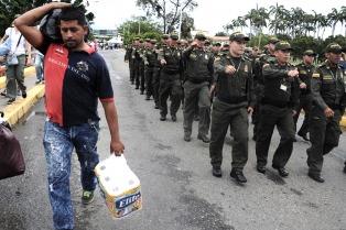 Retiraron a militares de la frontera con Colombia y los reemplazaron por mujeres policías