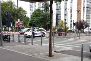 """Un """"operativo antiterrorista"""" en el norte de París alimenta la tensión en Francia"""
