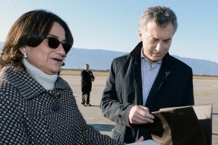 Macri recorrerá en Valle Viejo obras financiadas con fondos nacionales