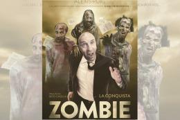 El periodista Alexis Puig public� un libro sobre el fen�meno zombie en el cine y la tv
