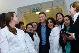 El Presidente brind� su m�s firme respaldo a los investigadores del INTA