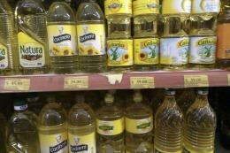 Acordaron un aumento tope para el precio del aceite