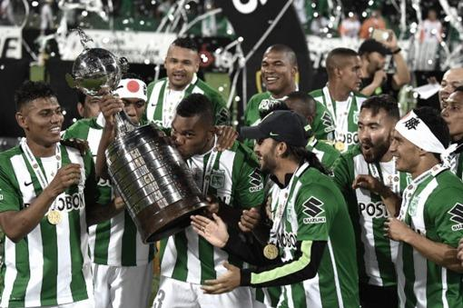 Atlético Nacional se consagró otra vez campeón de América