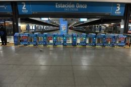 Unos 350.000 usuarios se quedaron sin viajar en el Sarmiento por el paro