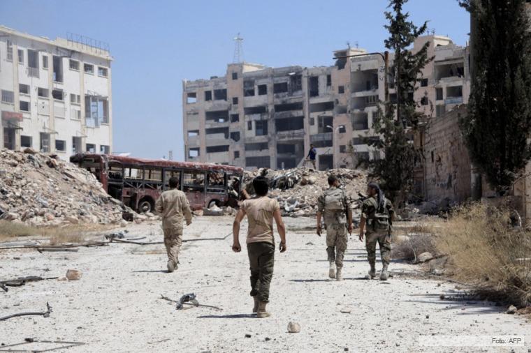 Alto el fuego favorece una calma relativa en Siria