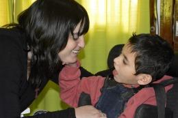 Ejemplo de vida: la feliz realidad de quienes adoptan chicos con discapacidad