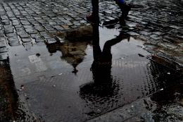 S�bado con lluvias y domingo nublado en la Ciudad y el conurbano
