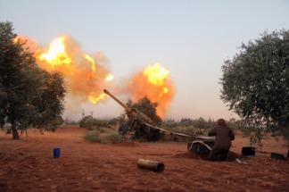 China se acerca al conflicto sirio y recrudecen los combates