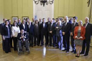 El Presidente asiste a la clausura de la 74ª asamblea de la SIP en Salta