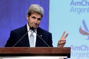 El ex secretario de Estado Kerry llegó de vacaciones y fue recibido por Tabaré Vázquez