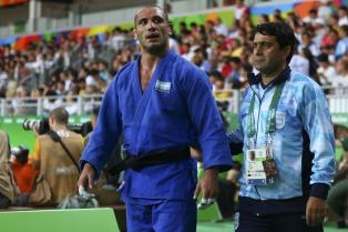 El judoca Emmanuel Lucenti logró el quinto puesto en el Grand Prix de Turquía