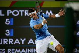 Del Potro se ilusiona con volver a hacer historia en el US Open