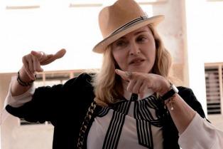 """Madonna instó a """"rebelarse"""" y a """"no aceptar esta nueva era de tiranía"""""""