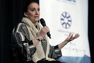 Michetti cuestionó a los senadores del PJ por el rechazo a la reforma electoral