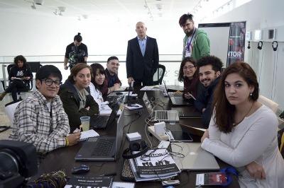 Charles mcdougall apuesta a las j venes promesas del mundo for Mundo del espectaculo argentino