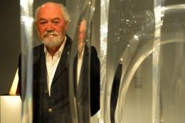 Exponen la mayor retrospectiva del escultor Jorge Gamarra