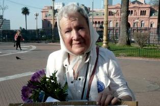 Madres de Plaza de Mayo, Línea Fundadora, conmemoran los 40 años de su nacimiento