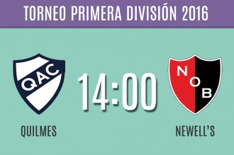 Quilmes y Newell's empatan sin goles