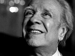Homenajearon a Borges en el D�a del Lector en la ciudad de Buenos Aires