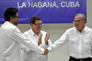 El acuerdo de paz con las FARC cumple un año
