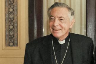 Héctor Aguer, Arzobispo de La Plata