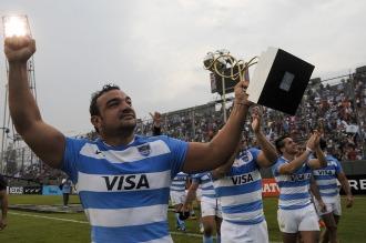 Los Pumas le ganaron a Sudáfrica por la segunda fecha del Championship