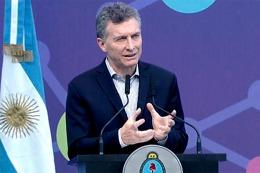 Antes de partir hacia Qatar, Macri presenta un plan de lucha contra el narcotr�fico