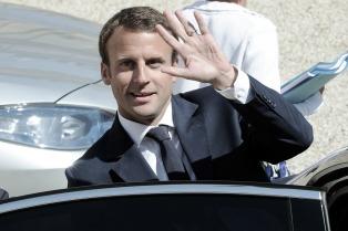 Macron, el joven independiente que se alza sobre las cenizas del bipartidismo