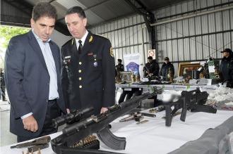 """Tras la caída de una banda narco, Ritondo aseguró que """"hay Maras en la Argentina"""""""