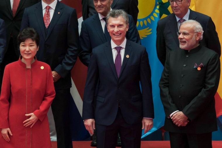 Macri en el G20: juntó más fotos y agradeció los elogios