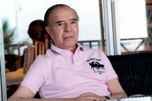 El peronismo riojano sale en defensa de la cuestionada candidatura de Menem