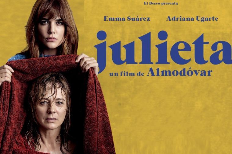 Julieta, de Almodóvar, candidata para Oscar