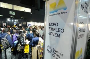 Más de 30.000 jóvenes inscriptos en la cuarta Expo Empleo
