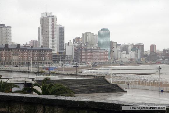 Suspenden las clases en Mar del Plata y Miramar por vientos fuertes