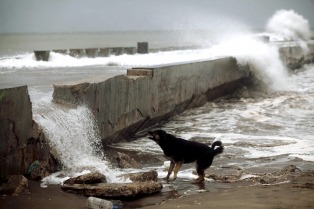 Al menos 18 evacuados y suspensión de clases por un temporal