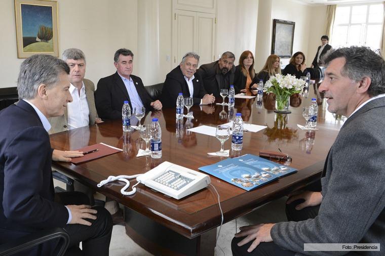 Macri recibirá al mediodía en Olivos a la Federación Agraria